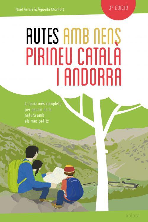 portada rutes amb nens pirineu catala i andorra xplora