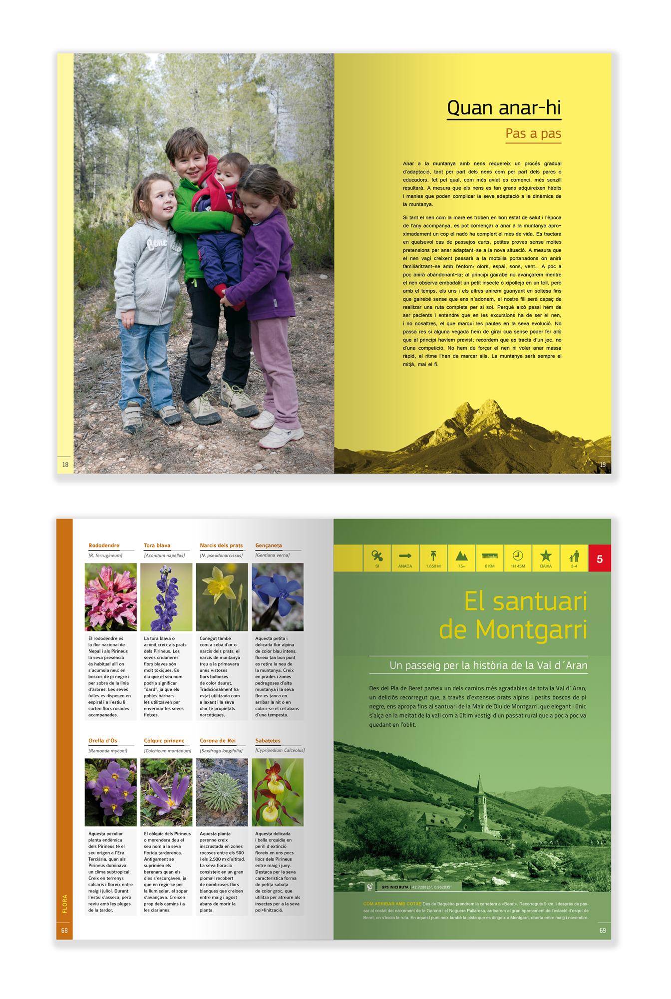 sample rutas con niños en el pirineo catalan y andorra xplora 2