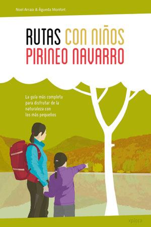 portada rutas con niños en el pirineo navarro